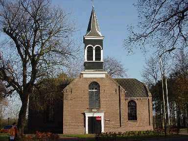 Nederlands Hervormde Kerk te Balkbrug bij Dedemsvaart