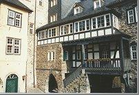 binnenhof van kasteel Freusburg
