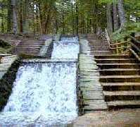 waterval van Loenen