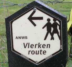 tweede dag Kempische wandeldagen- ANWB Vlerken wandelroute