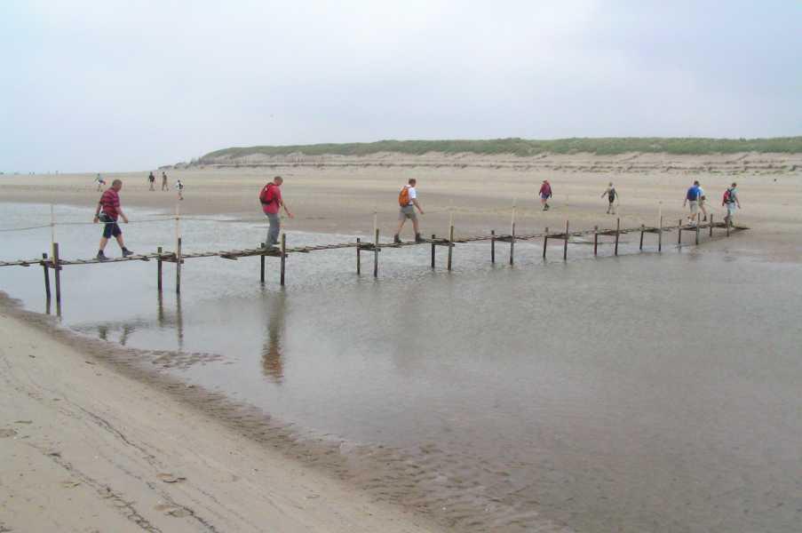 tijdens Rondje om Texel