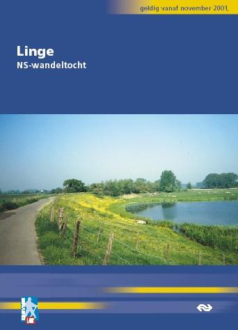 oude NS wandeling Linge