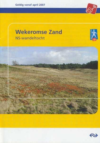 NS wandeling Wekeromse Zand