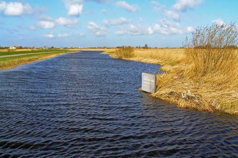 Amsterdam-Hoorn 2008  Oostzaan-Veld