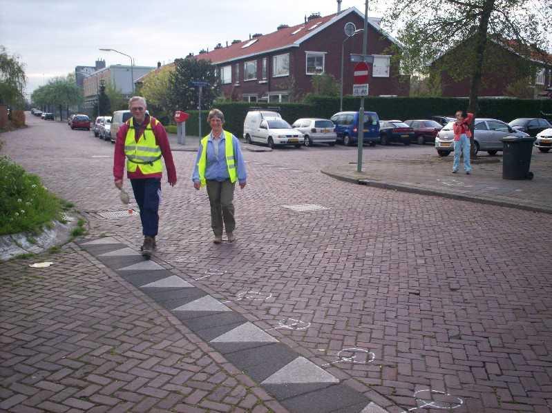 Kennedymars RWV - WIK-Dordrecht vanuit Ridderkerk