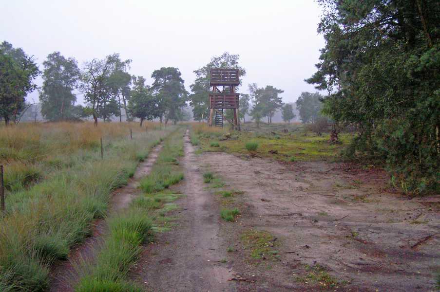uitkijktoren De Stip aan de Oude Bakelse Weg