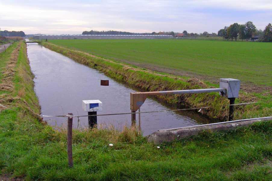 Peellandpad  Heitrak, langs de Vlosbergweg