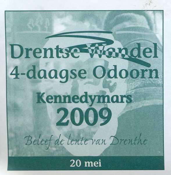 21e Drentse Wandel vierdaagse 2009