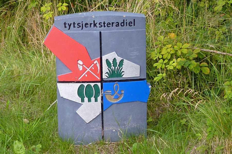 Swaddekuier tweedaagse het wapen van Tytsjerksteradiel