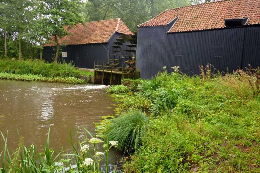 Kempische wandeldagen 2012  Collse Watermolen