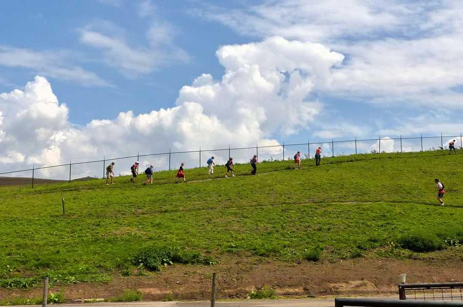 Kempische wandeldagen 2010  op de Gulberg