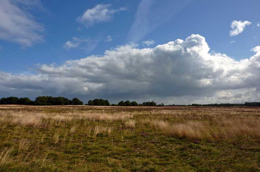 NS wandeling Hunzedal  Molenveld nabij Exloo