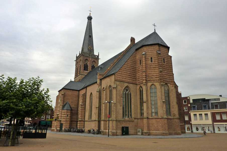 NS wandeling Montferland  Nederlands Hervormde Catharinakerk