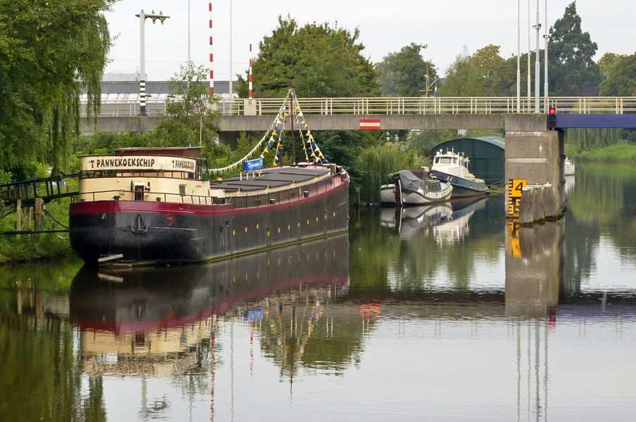 NS wandeling Montferland  Oude IJssel in Doetinchem