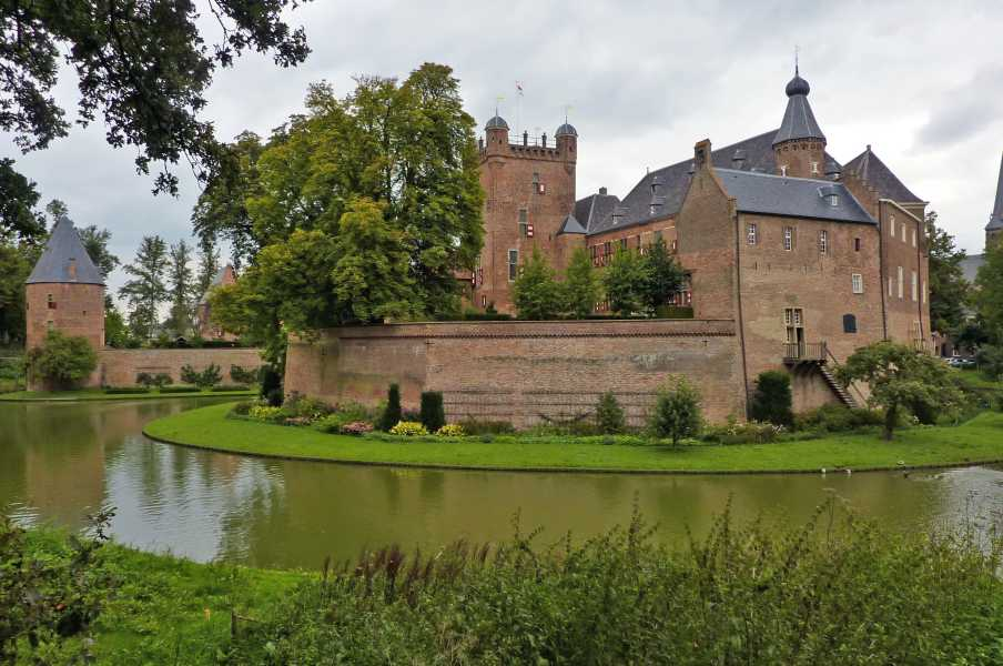 NS wandeling Montferland  kasteel Bergh te 's Heerenberg