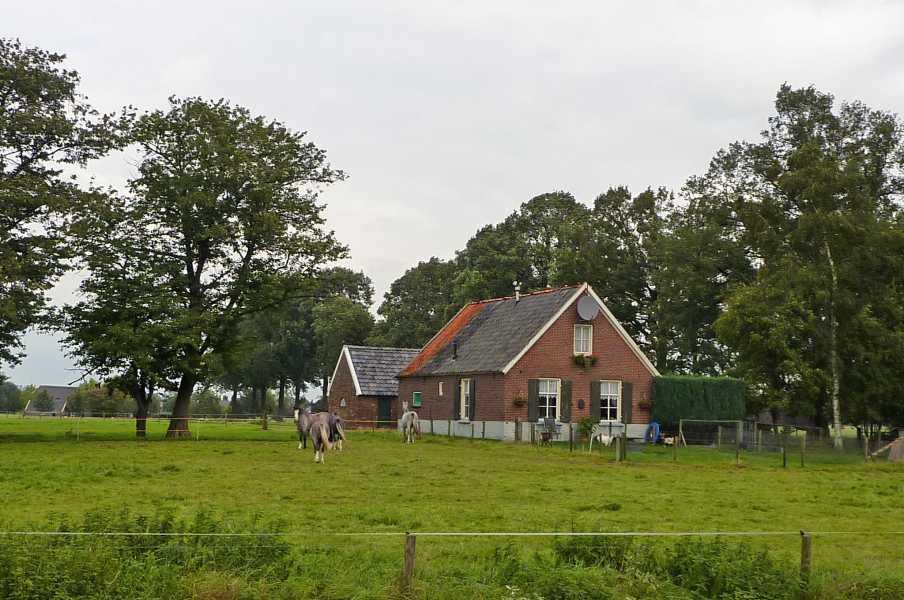 NS wandeling Graafschap  nabij Zelhem