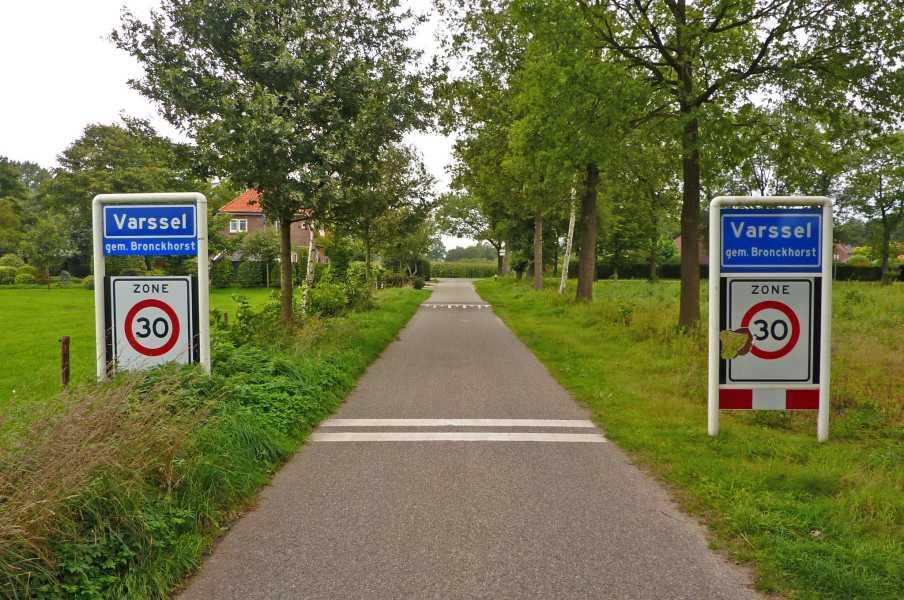 NS wandeling Graafschap  Varssel
