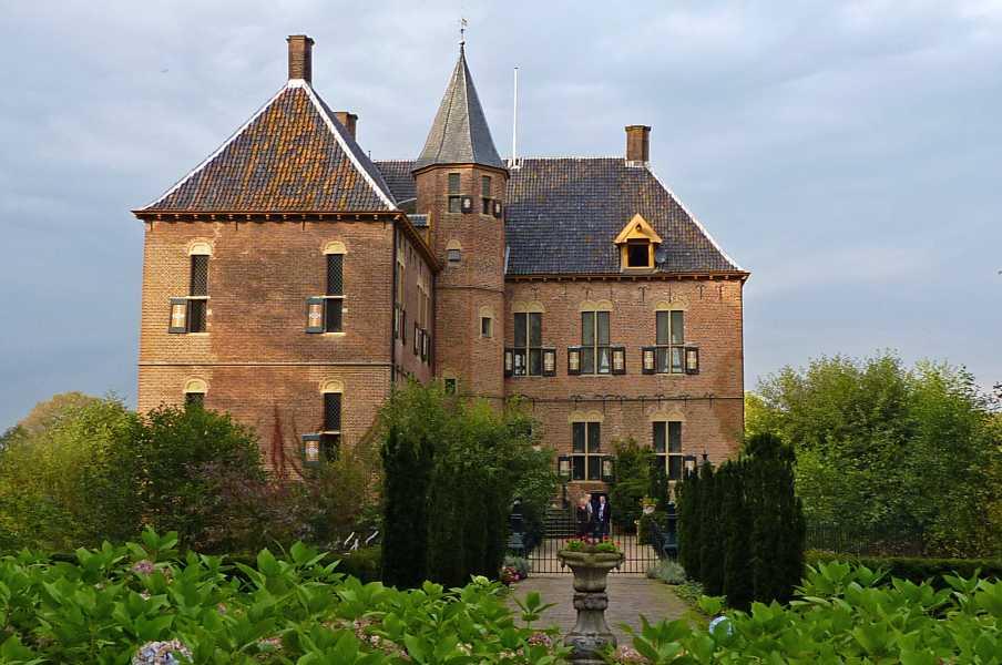 NS wandeling Graafschap  kasteel Vorden