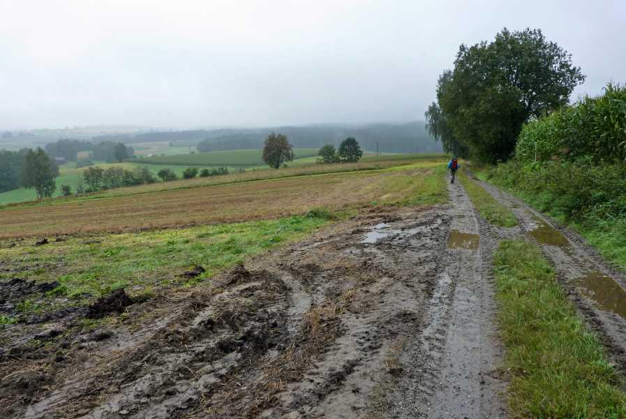 Burgenweg  nabij Waldershof