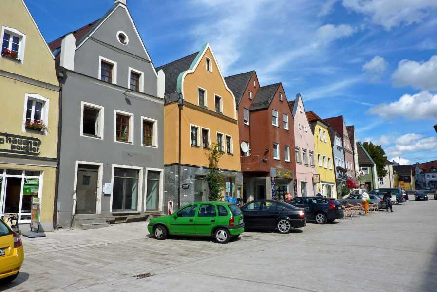 Burgenweg  Neustadt an der Waldnaab