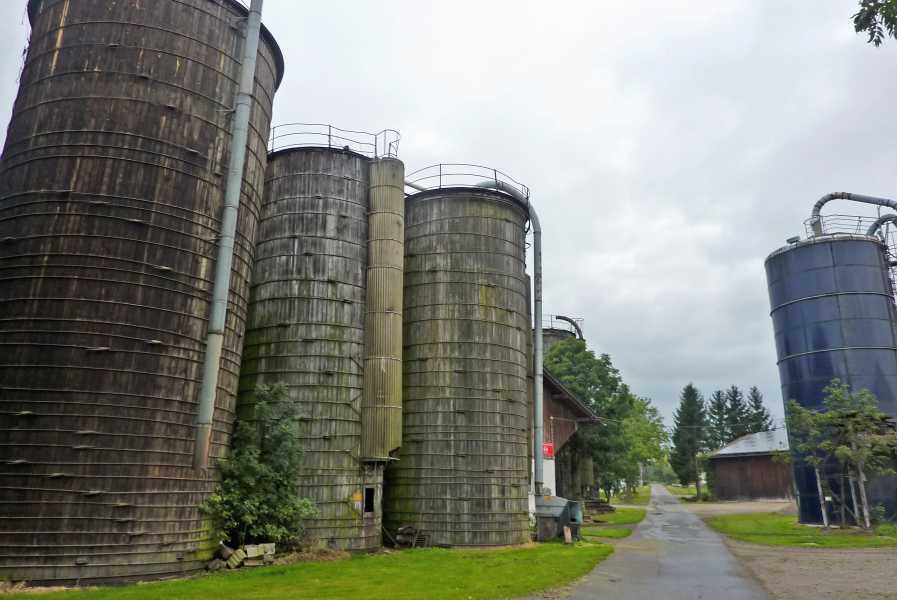 Burgenweg  Thurau