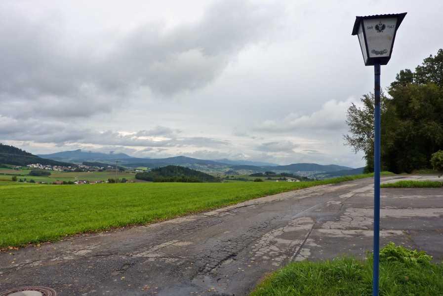 Pandurensteig  nabij Luitpoldhöhe
