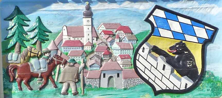 Pandurensteig  Grafenau