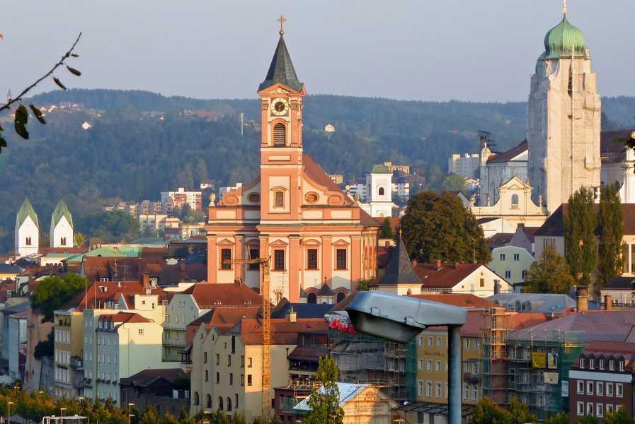 Pandurensteig  Passau