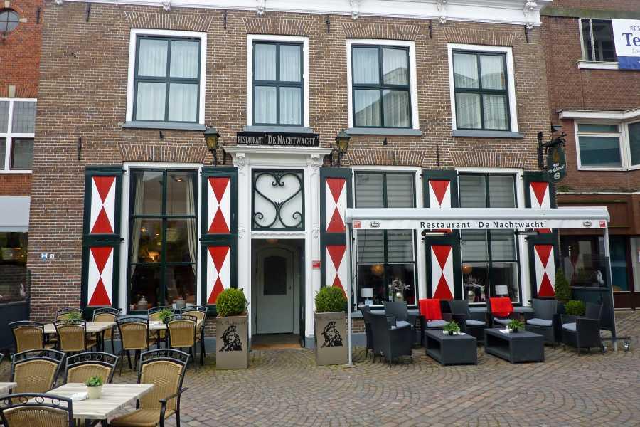 NS wandeling Bekendelle van Winterswijk naar Aalten  Restaurant de Nachtwacht  langs de Wooldstraat te Winterswijk