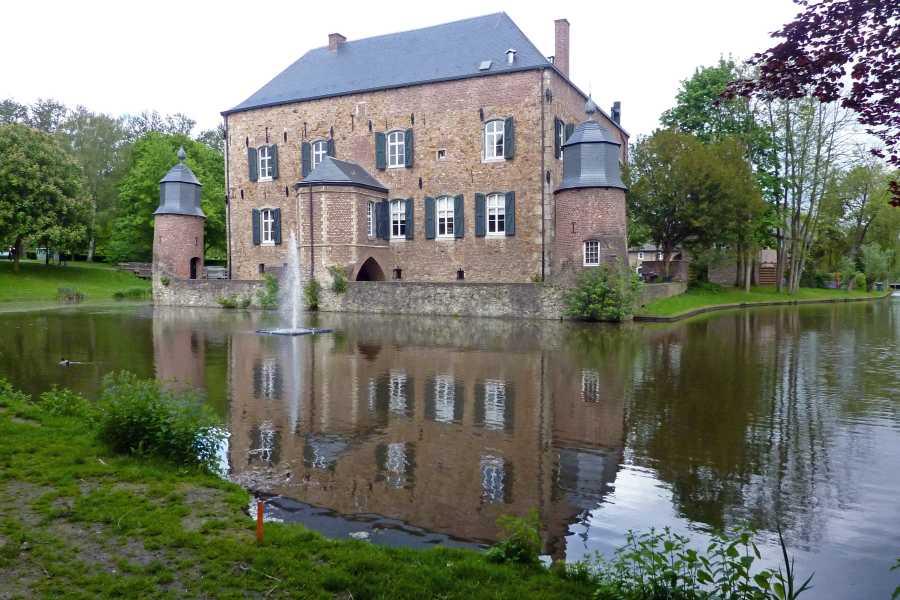 Met de Ronde van Zuid-Limburg 2012  kasteel Erenstein