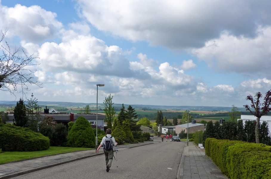 Met de Ronde van Zuid-Limburg 2012  Huls/Simpelveld