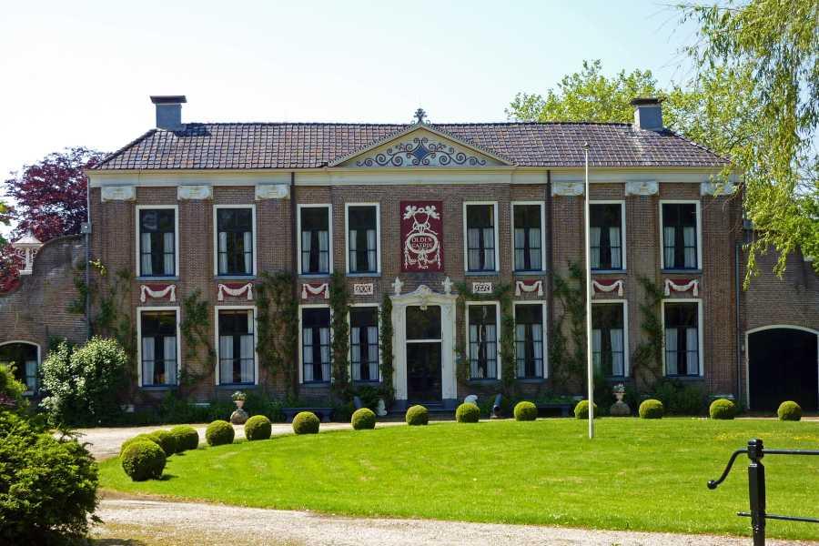 18e Drents Friese Wold Wandelvierdaagse 2012  Havenzate Oldengaerde