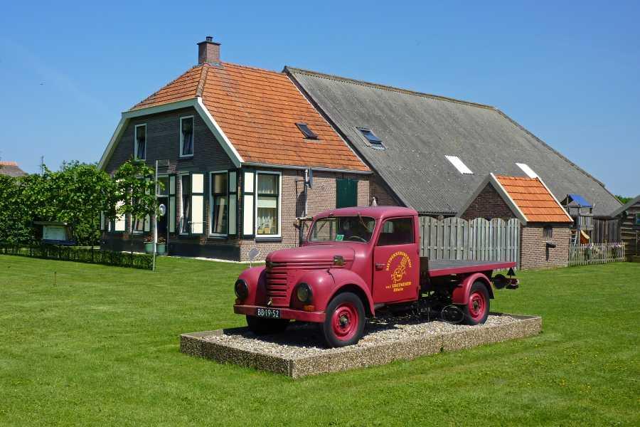 18e Drents Friese Wold Wandelvierdaagse 2012  langs de Eggingkstraat