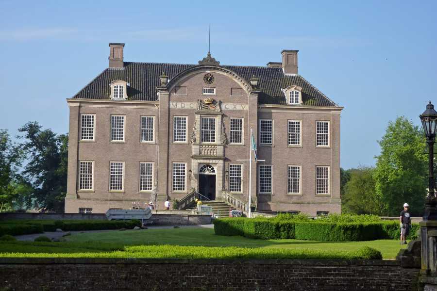 4e Toeractief Vechtdal vierdaagse 2012  kasteel Eerde