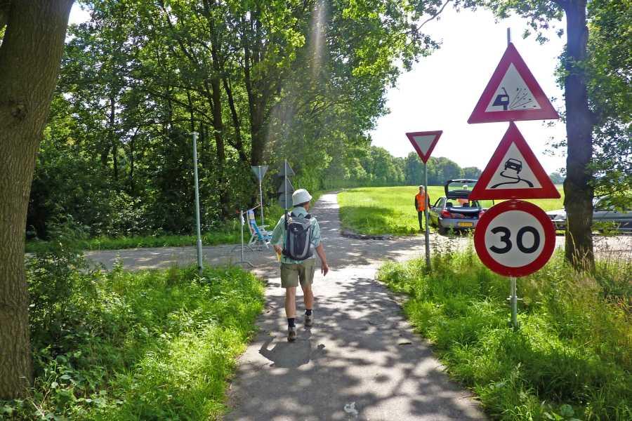 NS wandeling Wouwse Plantage (GR5)  langs de Zoom