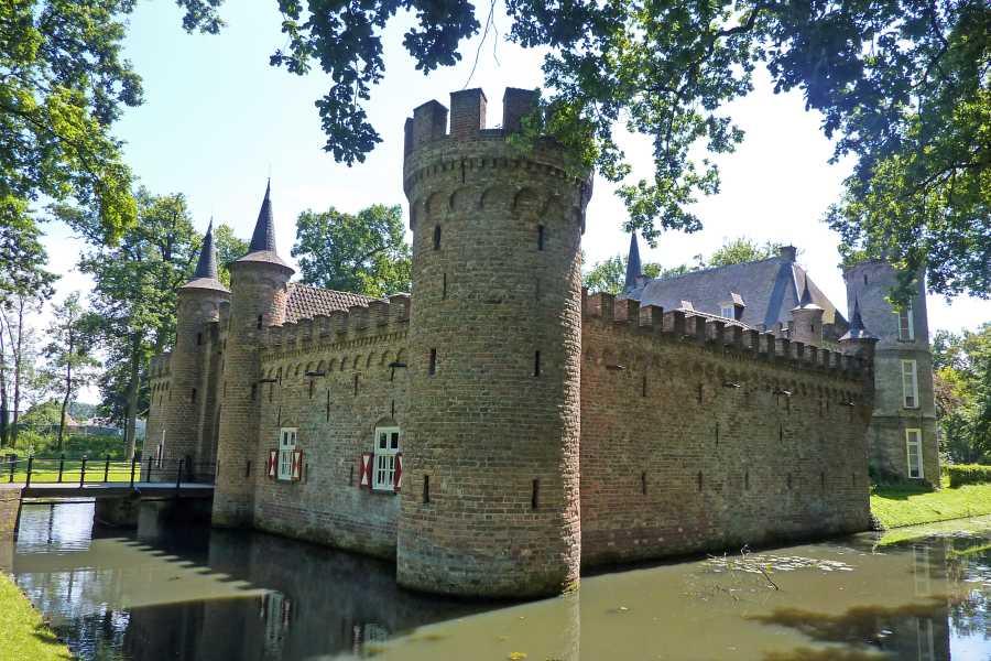 Airbornepad  kasteel Henkenshage te Sint Oedenrode