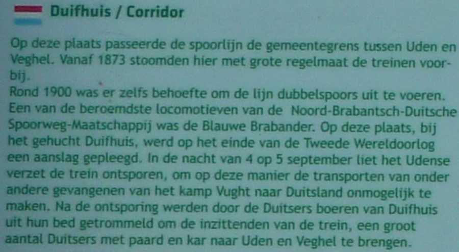 Airbornepad - Duifhuis / Corridor