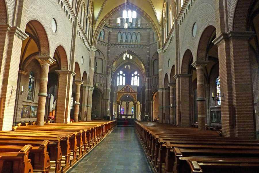 Airbornepad RK kerk St. Petrus' Stoel  te Antiochië