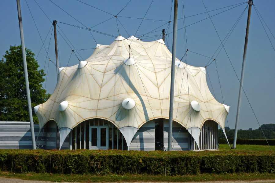 Airbornepad  Nationaal Bevrijdings Museum  te Groesbeek