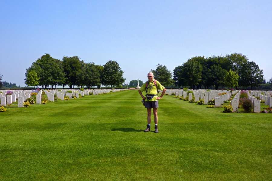 Airbornepad  Groesbeek Canadian War Cemetery  and Memorial