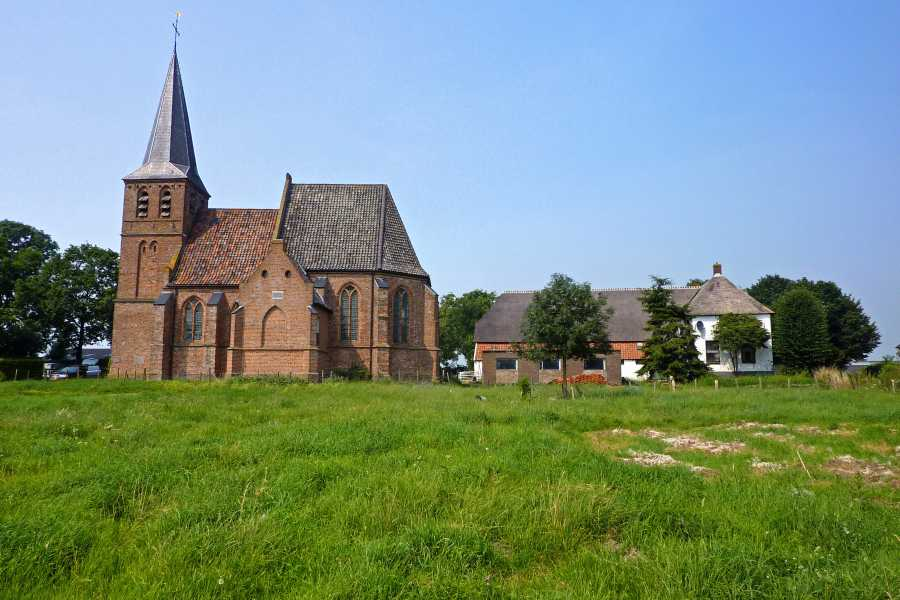 Airbornepad  het kerkje van Persingen