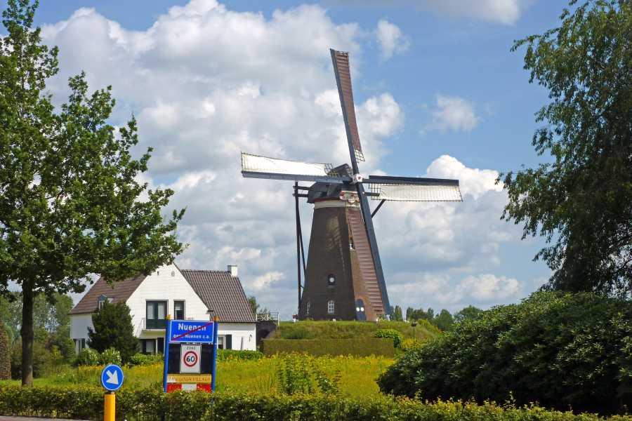 Kempische wandeldagen 2012  windkorenmolen De Roosdonck te Nuenen