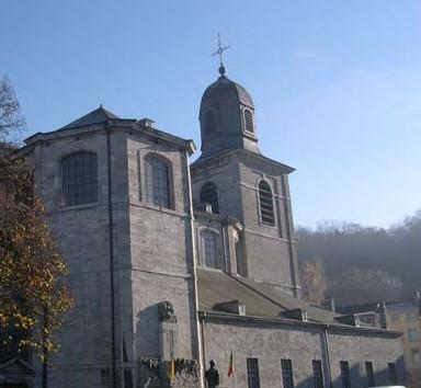kerk te Andenne