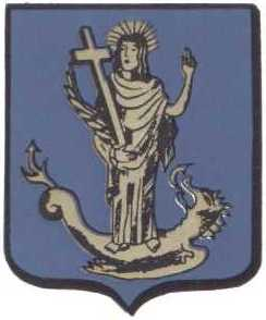 Dit is het wapen van Tielen, België. Dit wapen is te vinden op de lokatie www.ngw.nl/indexgb.htm  Deze site is mogelijk gemaakt door de Bank Nederlandse Gemeente te Den Haag