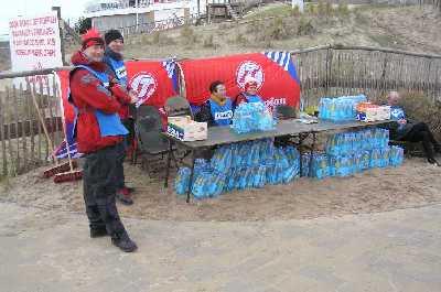 Egmond Wandel Marathon 2007