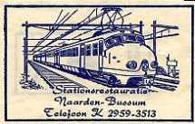 stationsrestauratie Naarden-Bussum