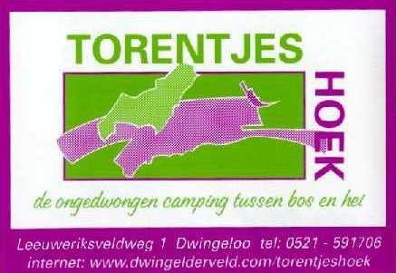 Verzorgingspost in Torentjeshoek tijdens de Drents Friese Wold Wandelvierdaagse 2003
