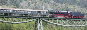 Blumberg Wutachtalbahn - Sauschwaenzlebahn