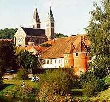 Cham - Biertor - Klosterkirche