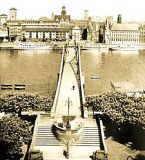 der Eiserne Steg - Brücke